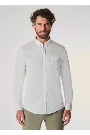 Reserva Camisa Ml Oxford Pima Leve