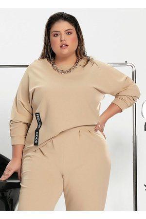 Marguerite Mulher Casacos - Casaco com Detalhe em Velcro Plus Size