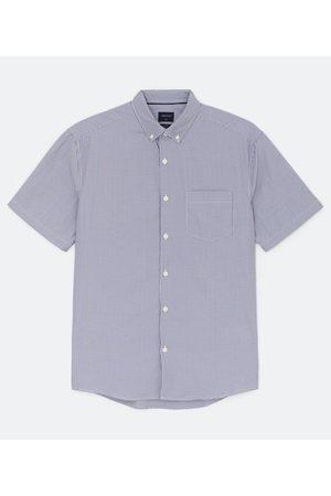 Ripping Homem Camisa Manga Curta - Camisa Manga Curta Xadrez       01