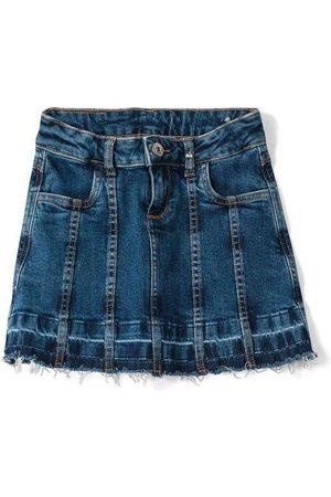 Lilica Ripilica Menina Saia Jeans - Saia Infantil - 80104449i