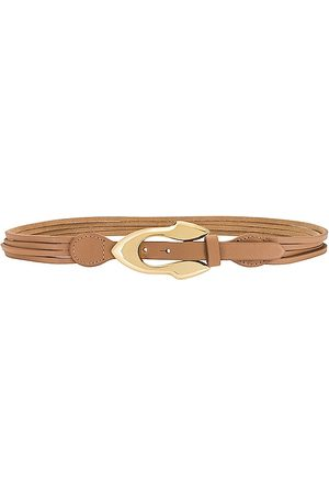 Lovestrength Cinto - Somewhere Belt in Tan. - size M/L (also in XS/S)