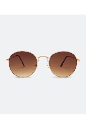 Cubus Homem Óculos de Sol - Óculos de Sol Masculino Redondo | | | U