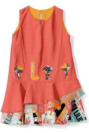Lilica Ripilica Vestido Infantil - 10111610i Laran