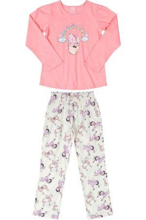 Quimby Mulher Pijamas - Pijama Mãe e Filha Manga Longa