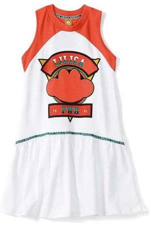 Lilica Ripilica Vestido Infantil - 10111535i Branc