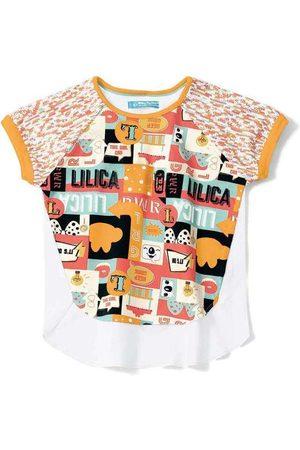 Lilica Ripilica Blusa Infantil - 10111612i