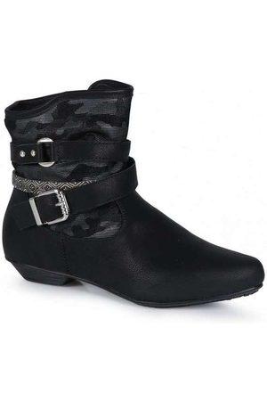 Mooncity Ankle Boots Infantil Camuflada
