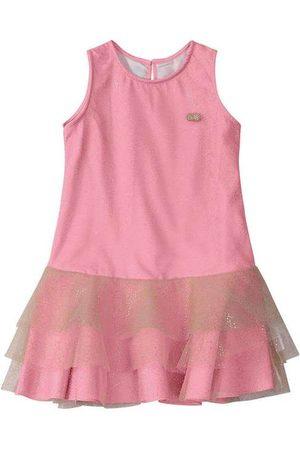 Lilica Ripilica Menina Vestidos - Vestido Infantil - 10111998i