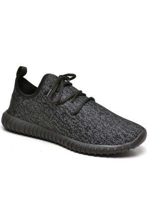 Polo State Homem Sapatos Esporte - Tênis Easy Boost Confort Fit Black