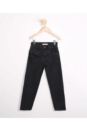 PALOMINO Menino Calça Jeans Reta - Calça Infantil Jeans Reta Escuro