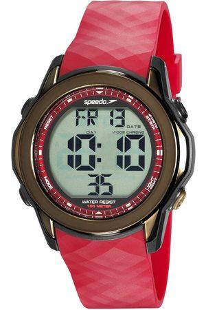 Speedo Homem Relógios - Kit de Relógio Digital Masculino + Power Bank- 80648G0EVNP2KD