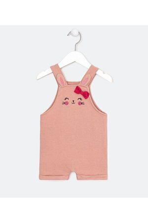 Teddy Boom (0 a 18 meses) Macaquinho Infantil Estampa de Bichinho - Tam 0 a 18 meses | | | 9-12M