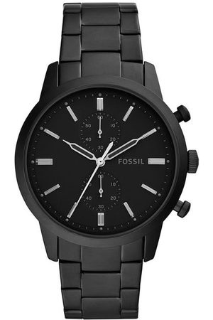 Fossil Homem Pulseiras - Relógio Masculino Fs5502 1pn Analógico | | U