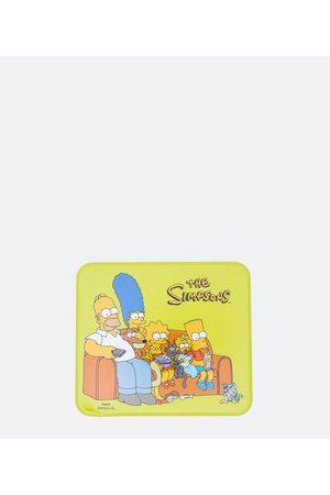 The Simpsons Carteira Masculina Estampada | | | U