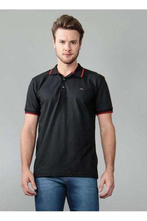 Tng Homem Camisa Formal - Polo Masculina Básica Friso