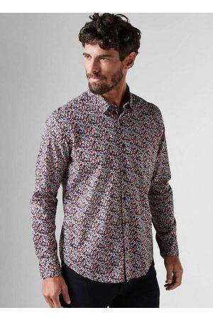 Reserva Homem Camisa Casual - Camisa Regular Mitsi Valeria