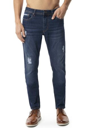 Hangar 33 Homem Calça Skinny - Calça Jeans Skinny Turbohélice
