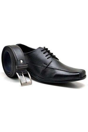 Luma Ventura Homem Cinto - Kit Sapato Masculino Derby Tradicionally e Cinto 6