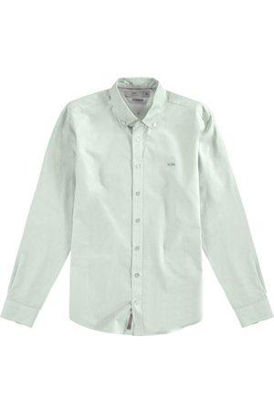 Hangar 33 Homem Camisa Casual - Camisa Tecido Tricoline