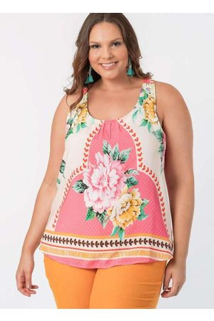 Munny Regata Almaria Plus Size Estampada