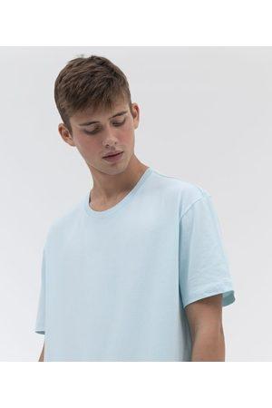 Blue Steel Camiseta Manga Curta Malhão Lisa Easy | | | M