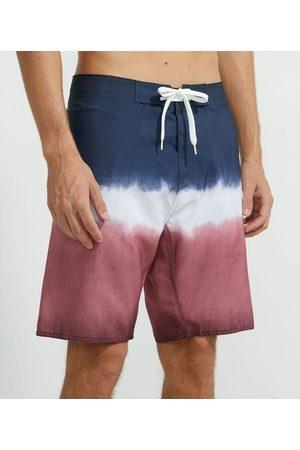 Ripping Homem Short de Banho & Sunga - Bermuda de Banho Dip Dye | | Multicores | 44