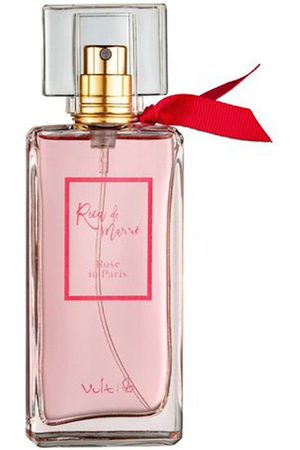 Vult Mulher Perfumes - Perfume Rose In Paris Rica de Marre Deo Colônia 50ml único