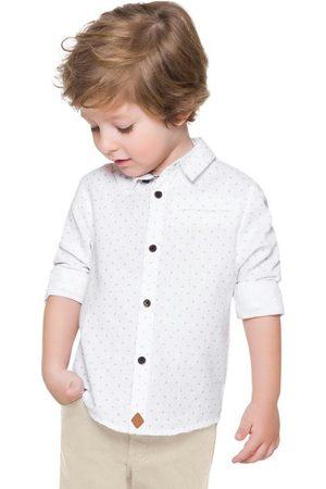 MILON Camisa Infantil Masculina