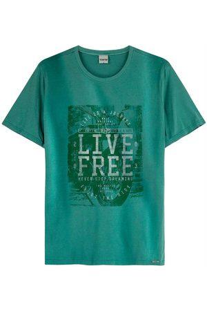 ENFIM Camiseta Tradicional Live Free