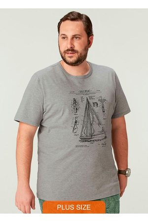 Wee Malwee Camiseta Mescla Tradicional Veleiro
