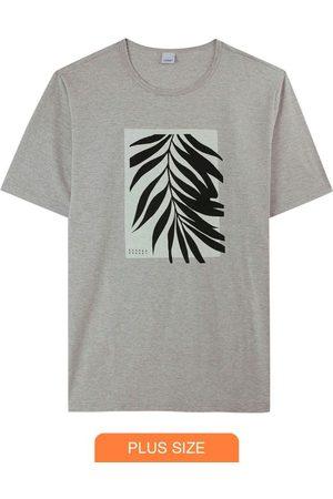 Wee Malwee Camiseta Mescla Tradicional Folhagem