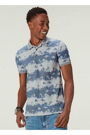 Malwee Camisa Polo Slim Tropical