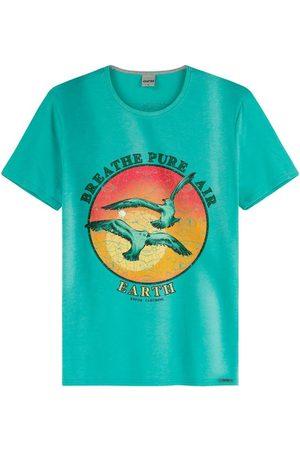 ENFIM Camiseta Slim Breathe Pure Air