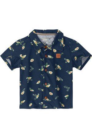 CARINHOSO Camisa Avocado Menino
