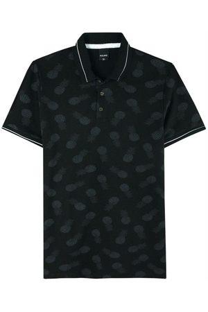 Malwee Camisa Polo Slim Abacaxis