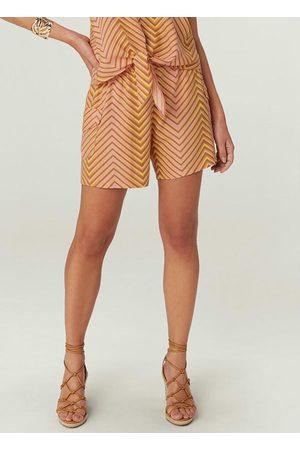Malwee Shorts em Alfaiataria