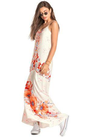 ENFIM Vestido Longo Floral