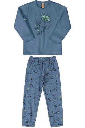 Up Baby Menino Pijamas - Pijama Infantil Dino Microsoft