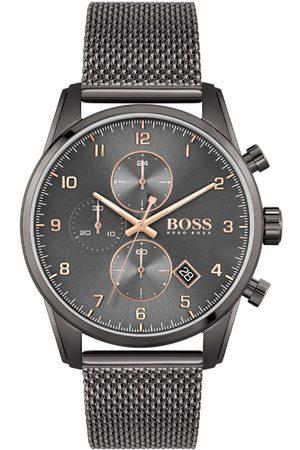 Vivara Homem Relógios - Relógio Hugo Boss Masculino Aço Cinza -1513837