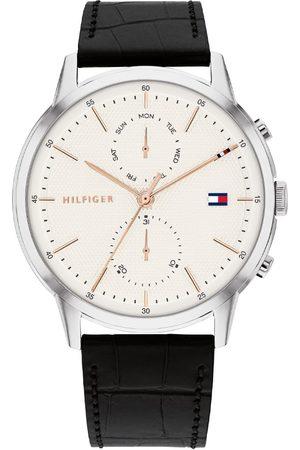 Vivara Homem Relógios - Relógio Tommy Hilfiger Masculino Couro Preto - 1710434