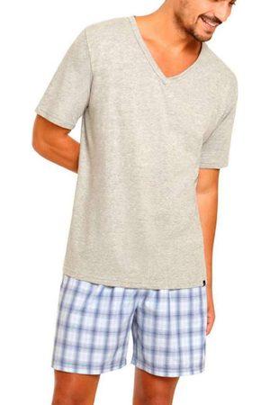 Lupo Homem Pijamas - Pijama Masculino 28158-001 8000- -Mescla