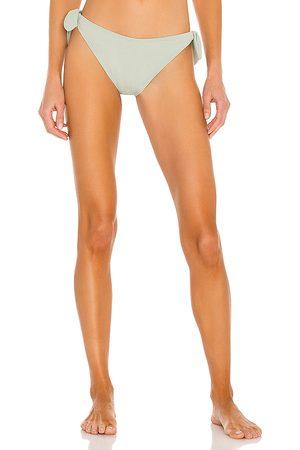 Minkpink Marseille Tie Side Bikini Bottom in . - size L (also in M, S, XS)