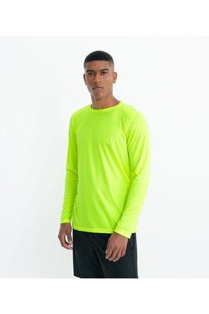 Get Over Homem Camisolas de Manga Curta - Camiseta Esportiva com Proteção UV       P