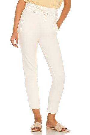 AllSaints Calça de Esporte - Lila Sweatpants in Cream. - size 0 (also in 00, 2, 4, 6, 8)