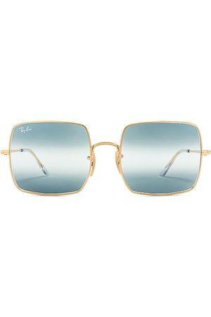 Ray-Ban Óculos de Sol - Square in Blue.