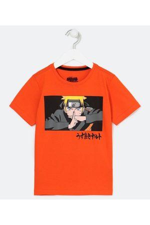 Naruto Criança Camisolas de Manga Curta - Camiseta Infantil Estampa - Tam 5 a 14 Anos | | | 7-8