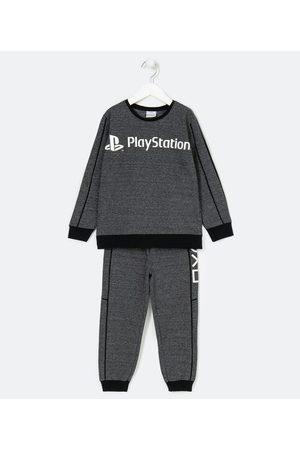 Playstation 3 Criança Sets - Conjunto Infantil Estampa - Tam 5 a 14 anos | | | 5-6