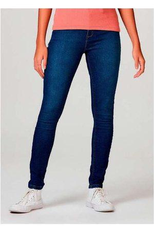 Hering Mulher Calça Skinny - Calça Jeans Feminina Sculpted Skinny com Elastano