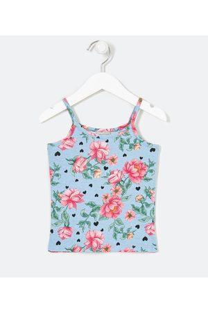 Póim (1 a 5 anos) Criança Blusas tipo Regata - Blusa Regata Infantil Estampa Floral - Tam 1 a 5 anos | | | 03