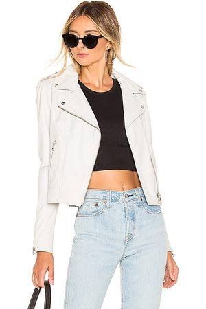 LaMarque Donna Leather Jacket in . - size S (also in XS)